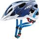 UVEX Stivo CC Helmet blue-white matt